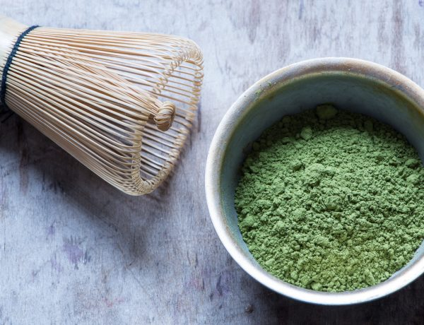 Raw Vegan Matcha Macaroons Recipe