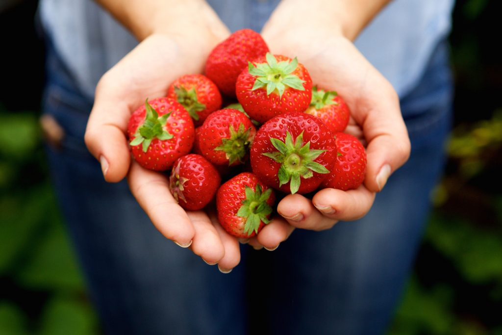 3 Strawberry Recipes