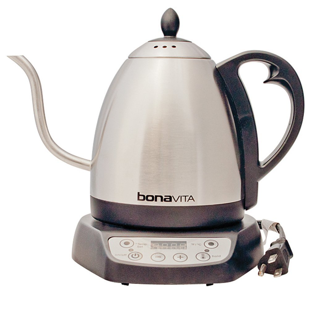 What kind of kettle to use?
