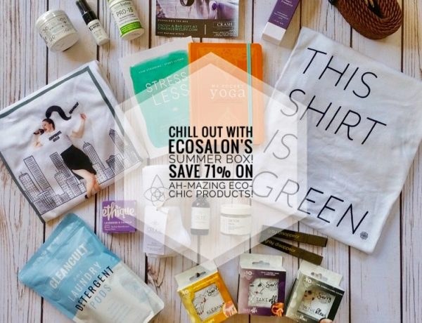 EcoSalon Summer Box