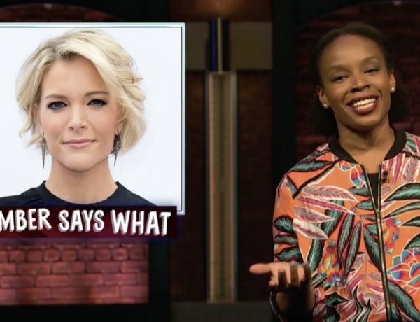 Amber Ruffin is simply the best.