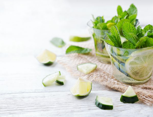 Cucumber Cooler Drink Recipe