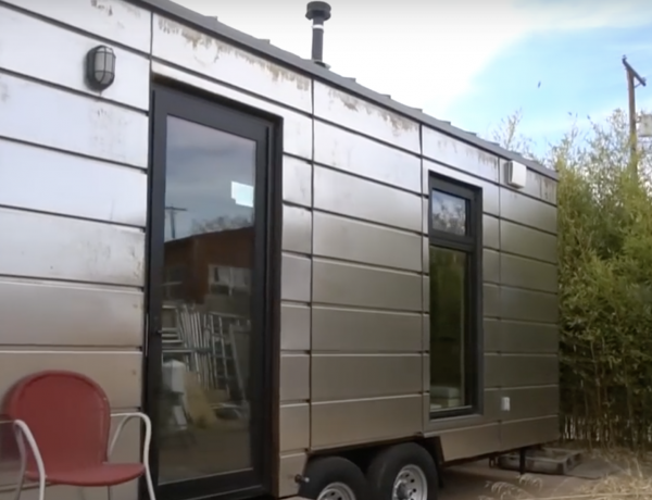 This is a rad tiny house.