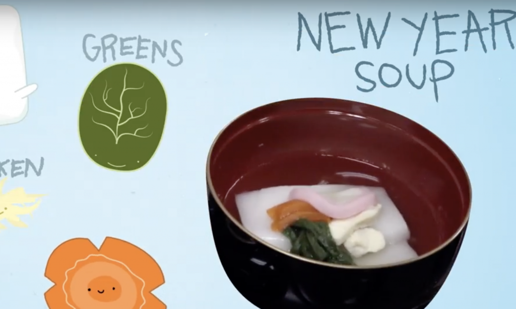 This food of the future is really interesting.