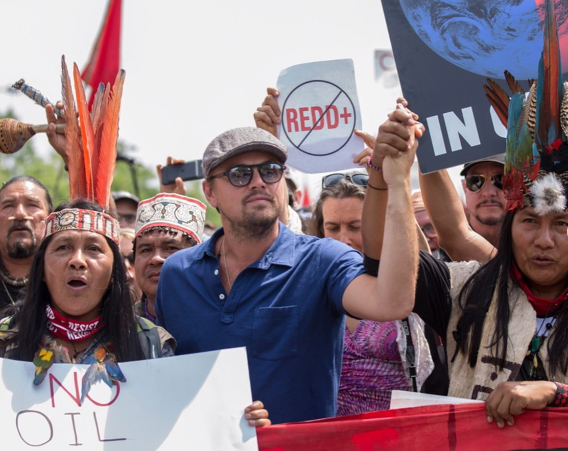 Leonardo DiCaprio is an Environmental Activist (But Does It Matter?)