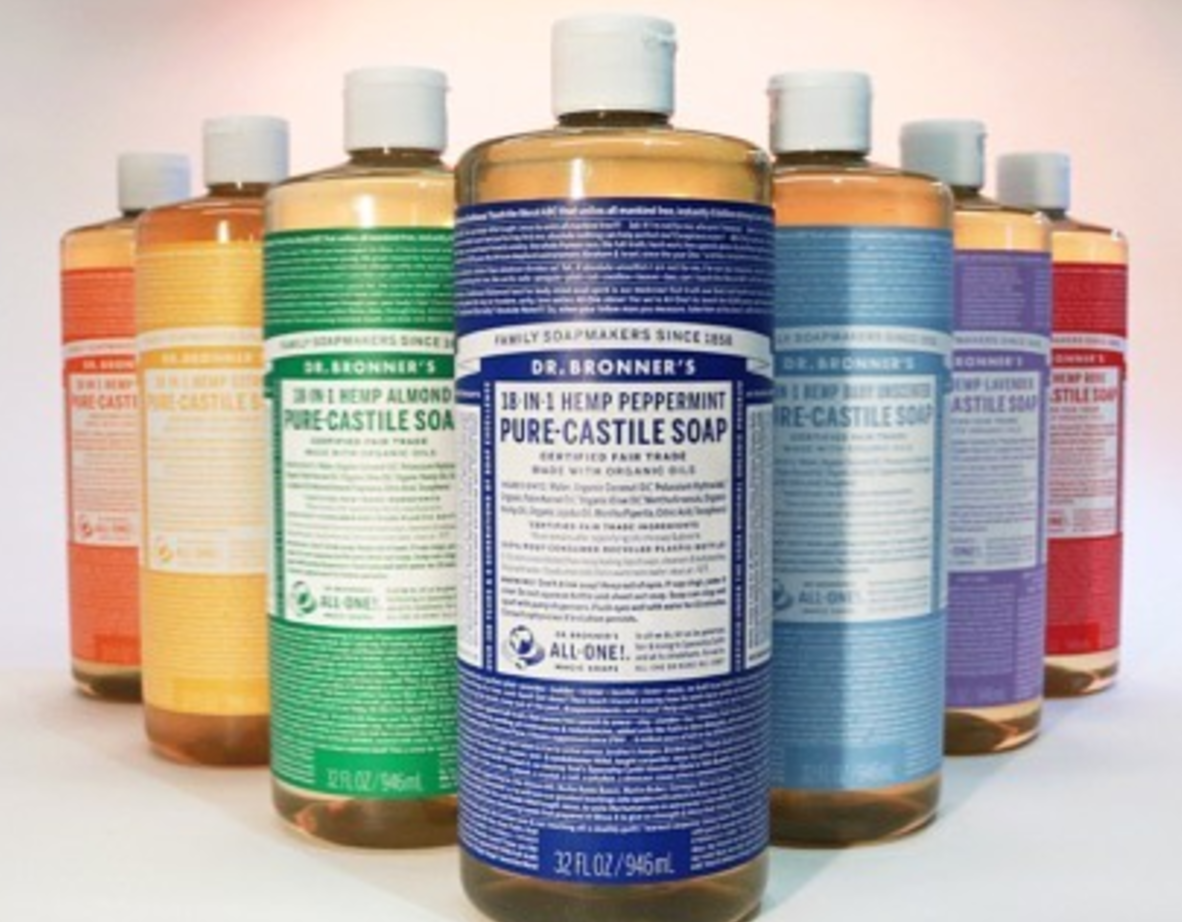 Dr. Bronner's is Supporting Organic Marijuana Certification