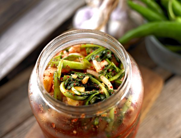 4 Fabulous Fermented Foods to Try or Make (Besides Kombucha)