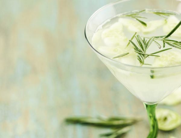 This Rosemary-Ginger Margarita is Your New Favorite Summer Drink