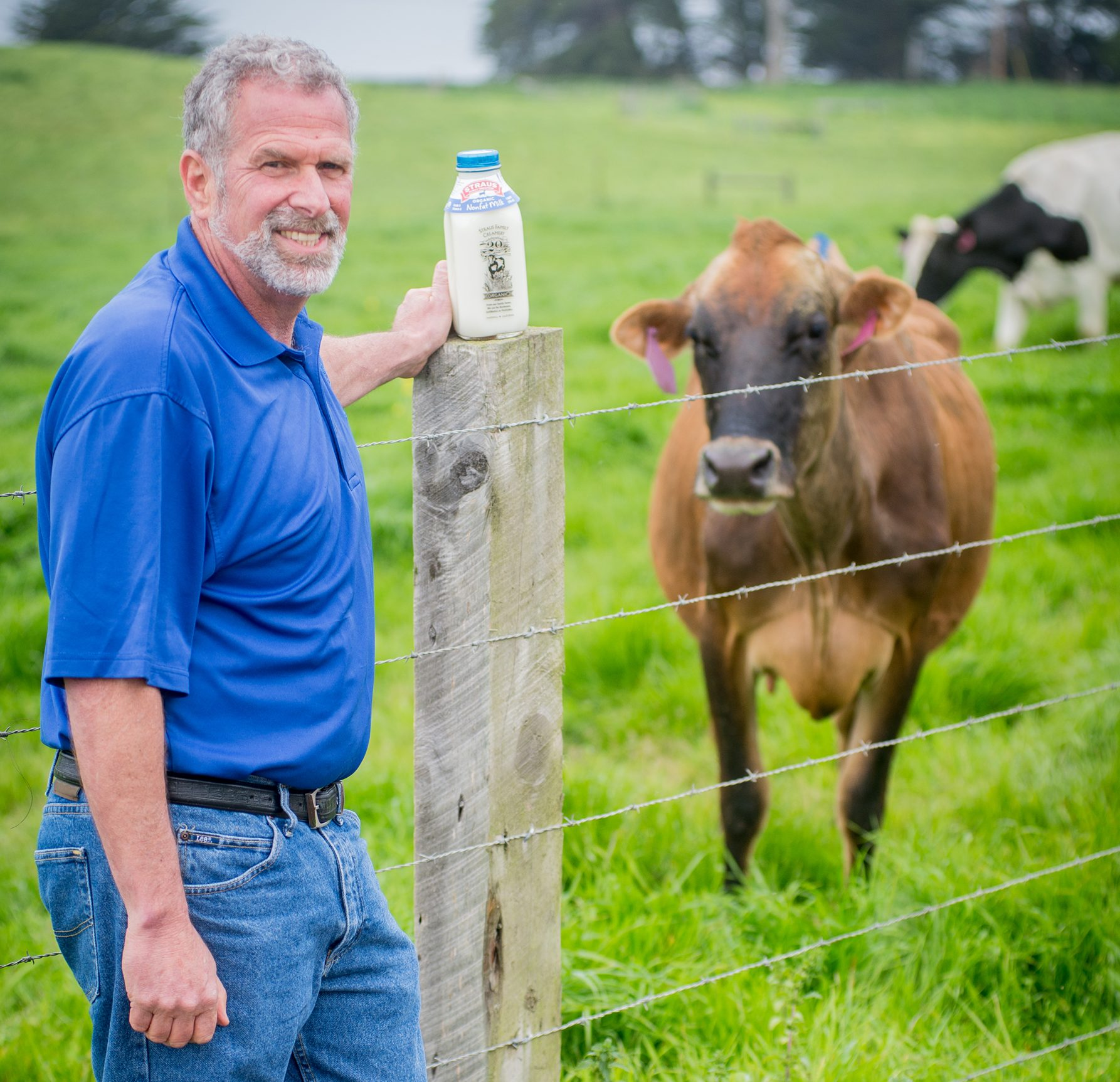 This Dairy Farm Runs on Cow Poop (So Does Its New Feed Truck)