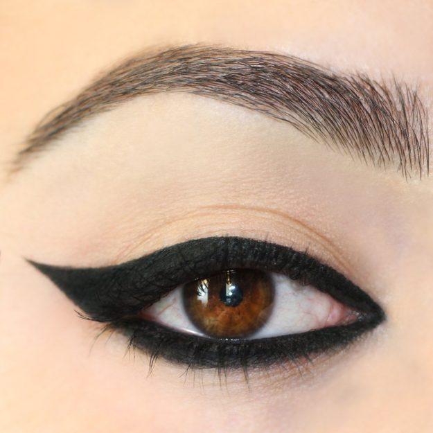 ColourPop makeup makes great liner.