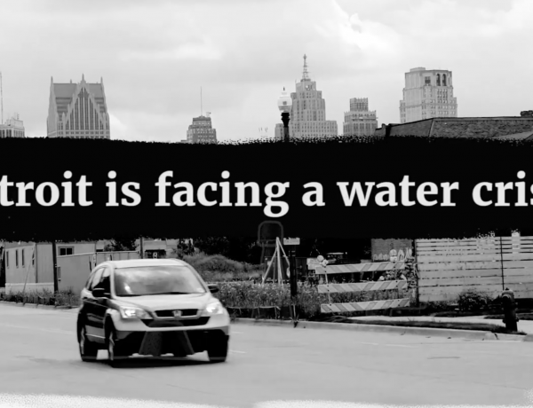 A water crisis that could hurt us all.