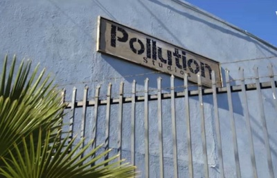 Pollution Studios Headquarters