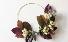 DIY wreath ideas for the autumn season.