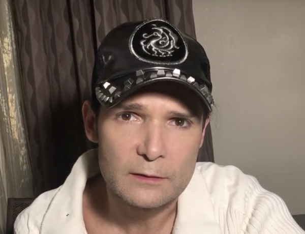 Corey Feldman wants to make a movie.