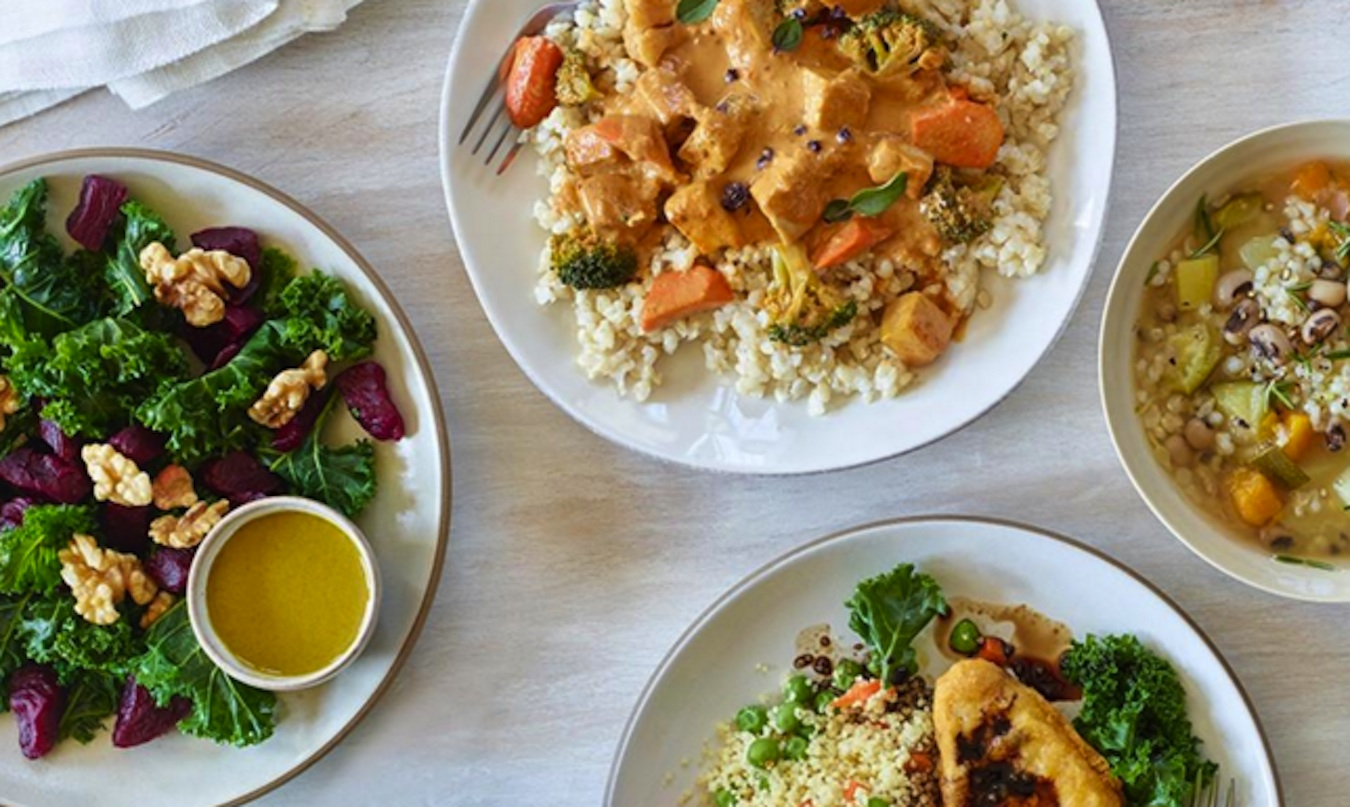 Plant based meal subscription kits for every lifestyle for Are lean cuisine boxes recyclable
