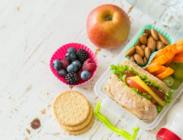 7 Ways to Make a Whole Foods Packed Lunch in Under 20 Minutes
