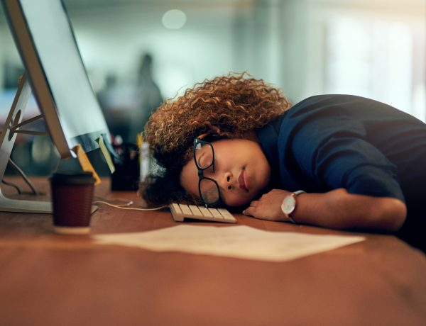 You're Probably Sleep Deprived - And That's Not the Worst News