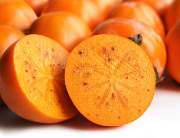 Persimmon Chips are the Crispy Autumn Snack You Didn't Know You Needed