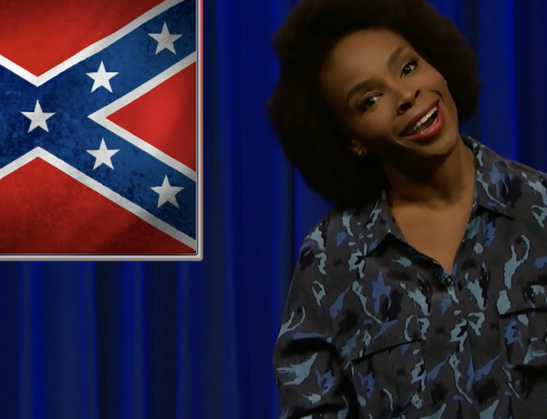 Amber Ruffin is rightly angry.