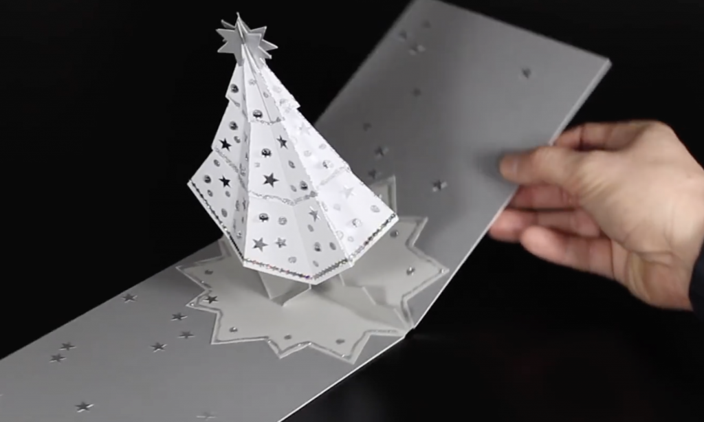 This pop-up paper art is magical.