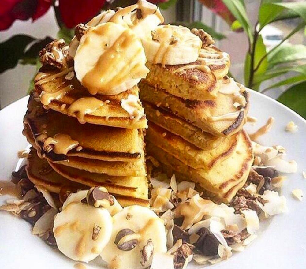 Gluten-Free Vegan Pancake Mix