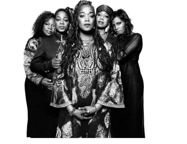 Malcolm X's daughters are now in fashion.