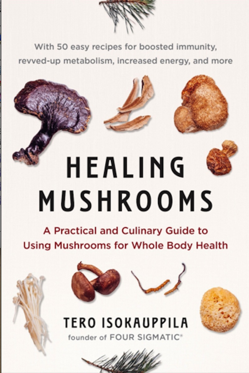 Mushrooms Cookbook
