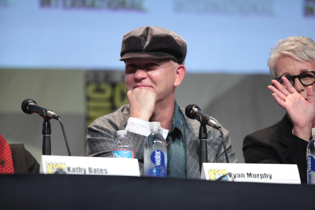 Ryan Murphy hires talented transgender actors for new show.