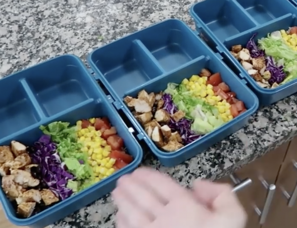 Get ready to meal prep!