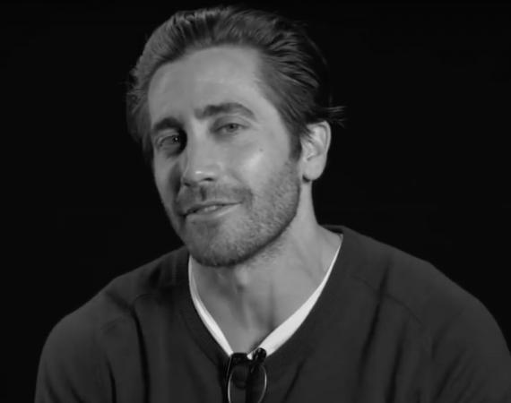 Jake Gyllenhaal is a great storyteller.