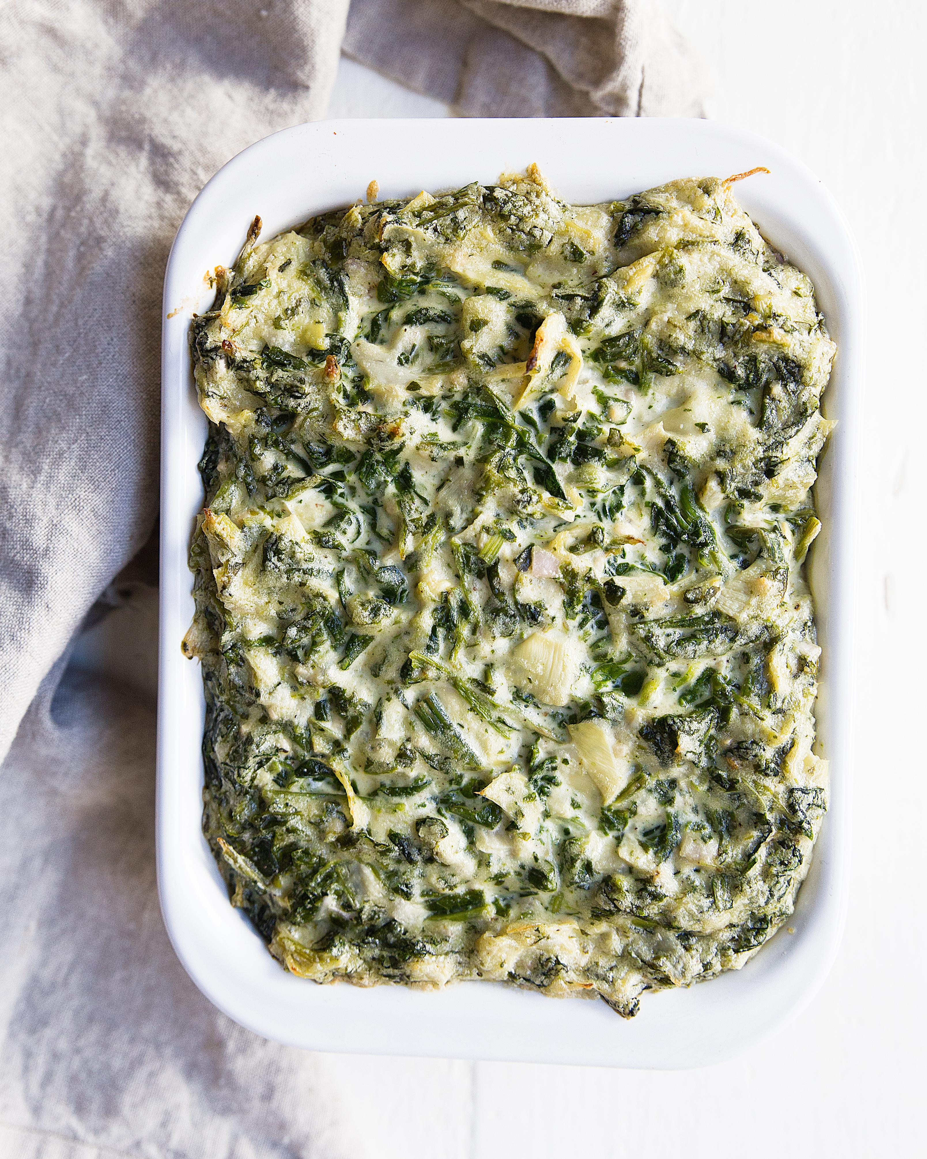 Spinach Artichoke Dip 1