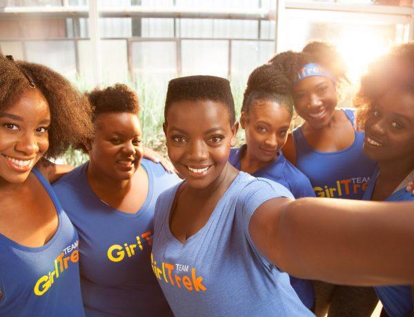 GirlTrek 一次 30 分钟就能有所作为。