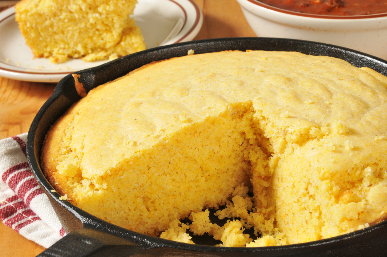 Fluffy Vegan Corn Casserole Recipe