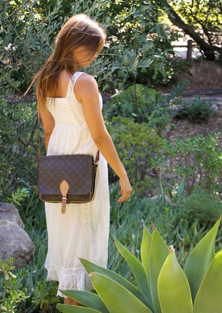 EcoSalon: Closet Love: My Vintage Louis Vuitton Purse