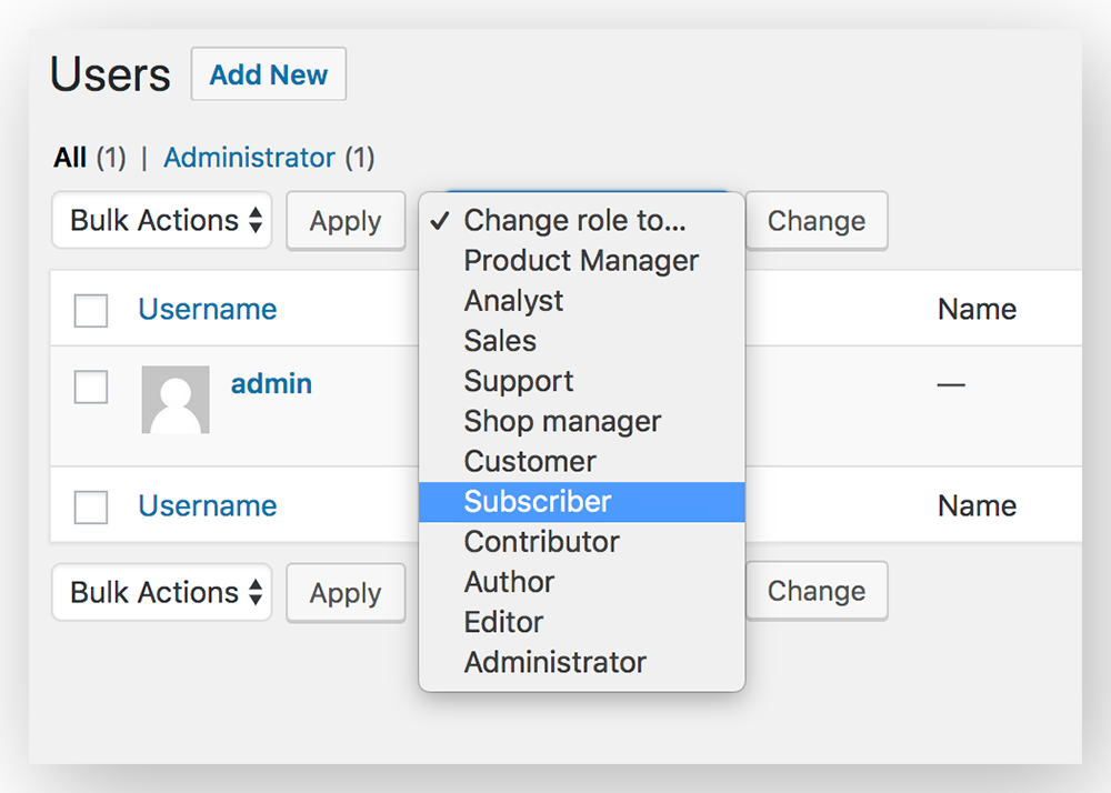 easily sync membermouse and woocommerce with wordpress user roles