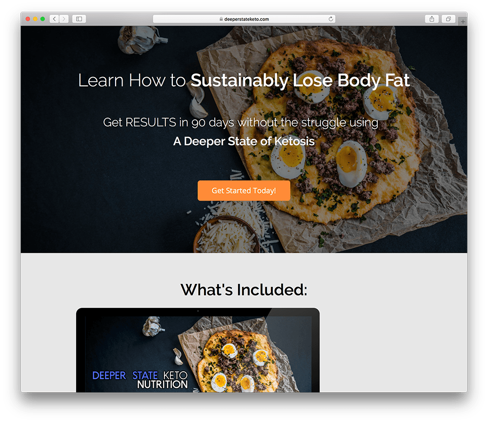 buy online courses on this membership site about keto