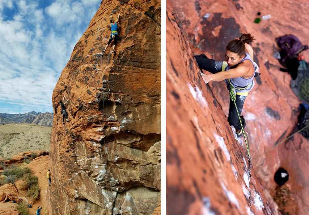 rock climbing entrepreneur