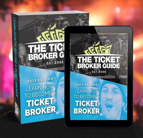 ticket broker guide ebook