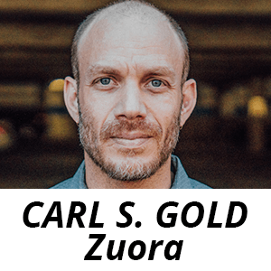 churn expert carl gold of zuora