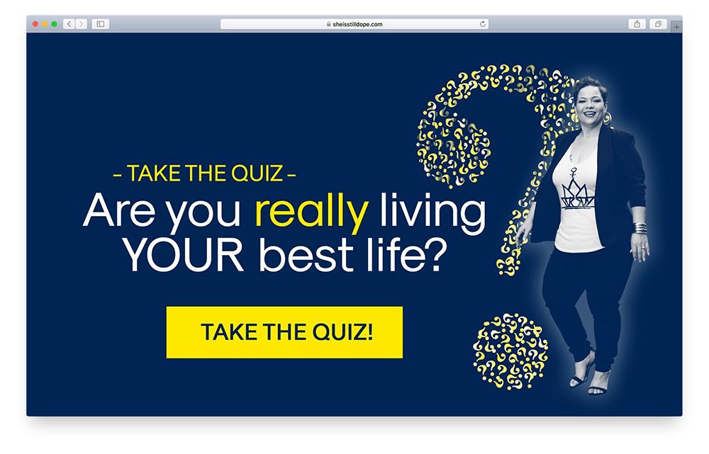 example of a membership community quiz