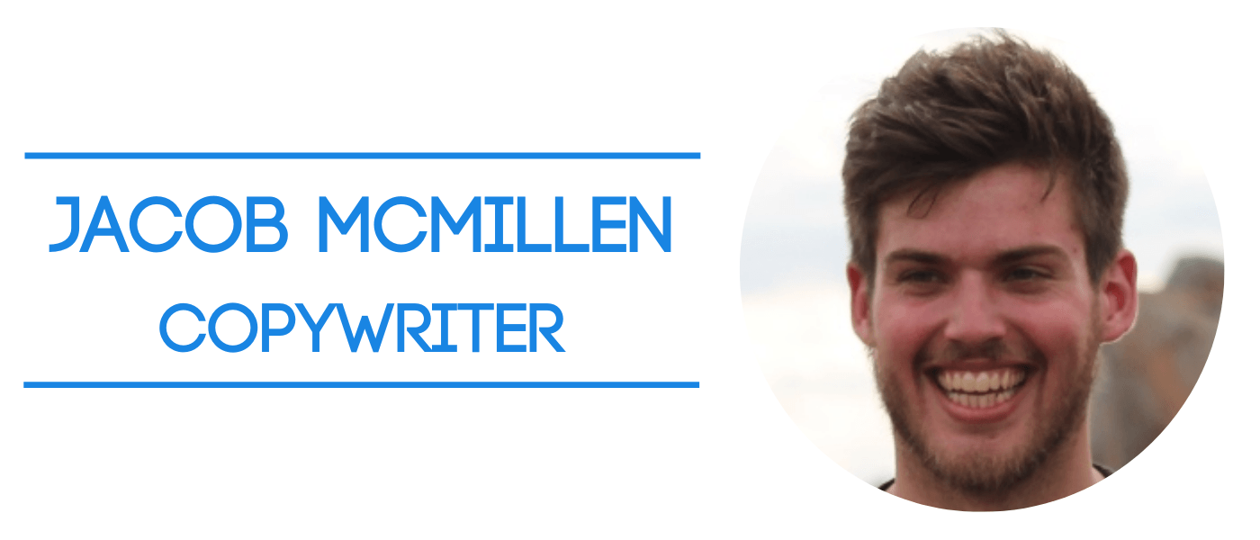 interview with copywriter Jacob McMillen