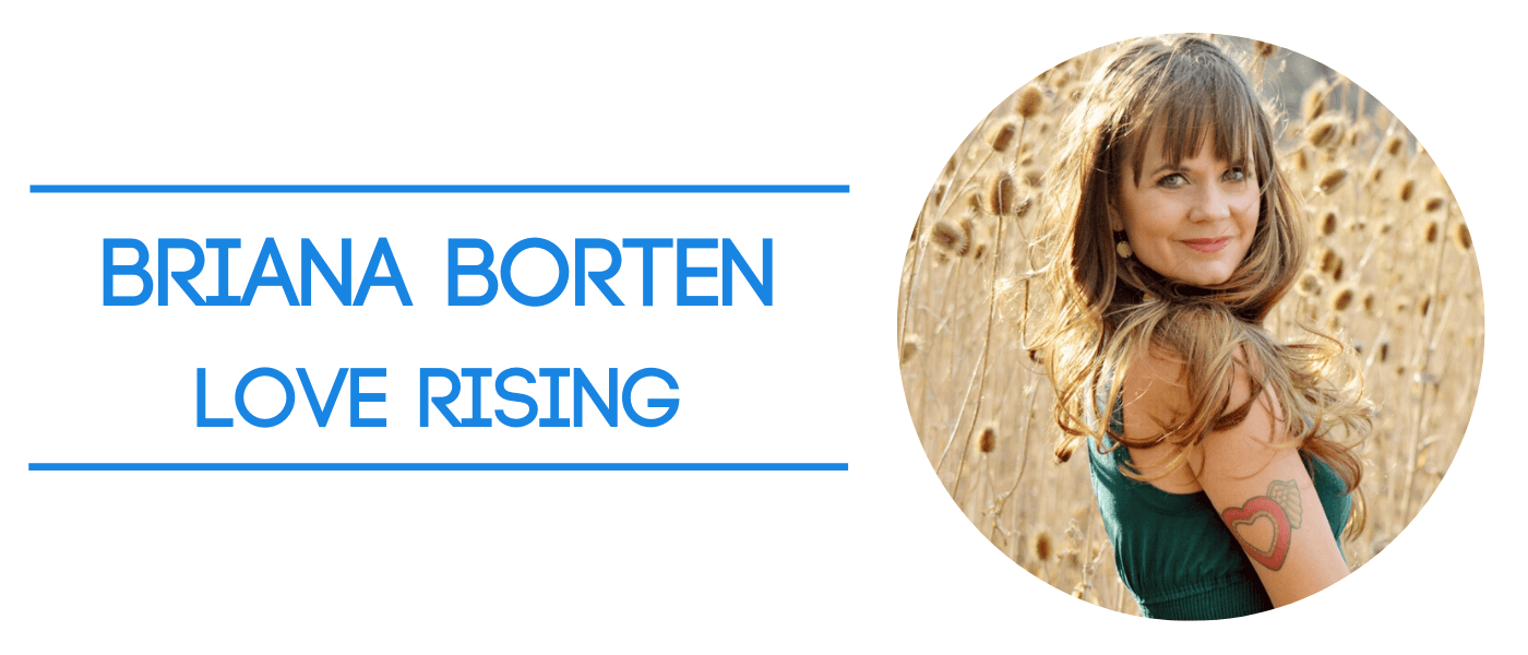 Briana Borten founder of the Love Rising Collective
