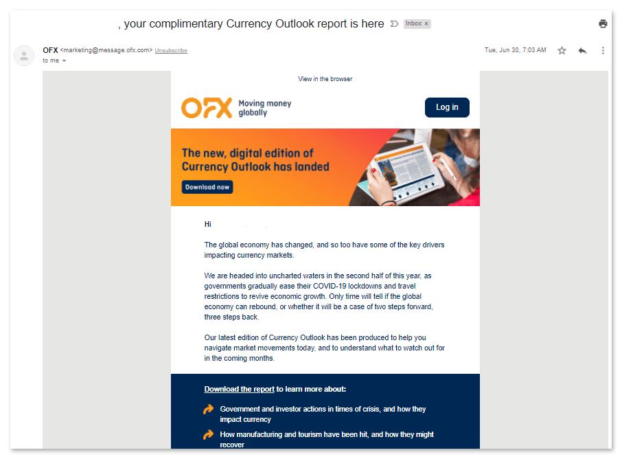 email membership idea