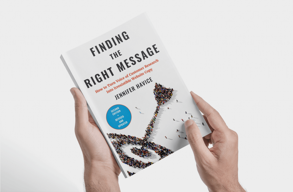 book about customer research