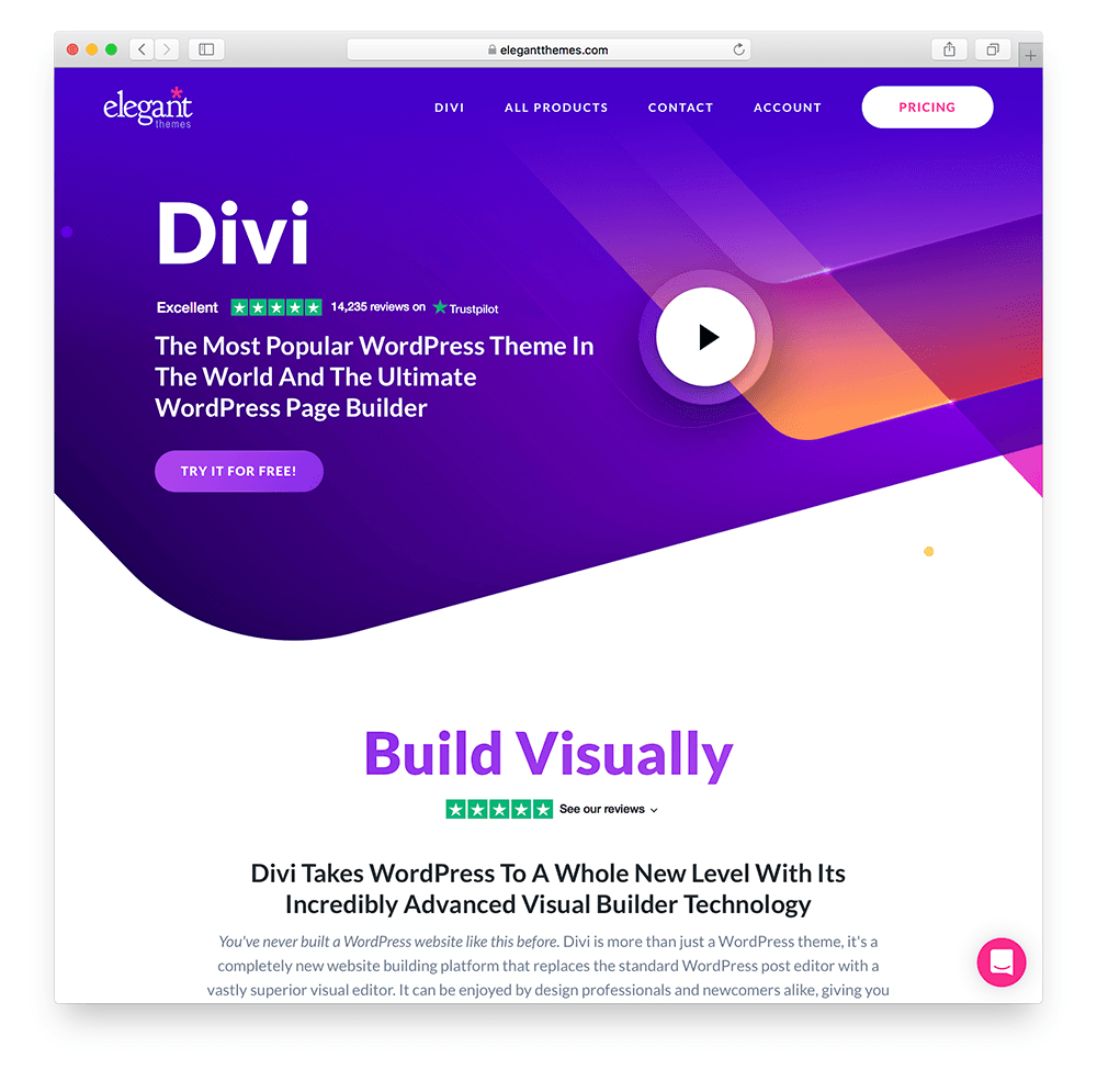 divi wordpress membership site theme