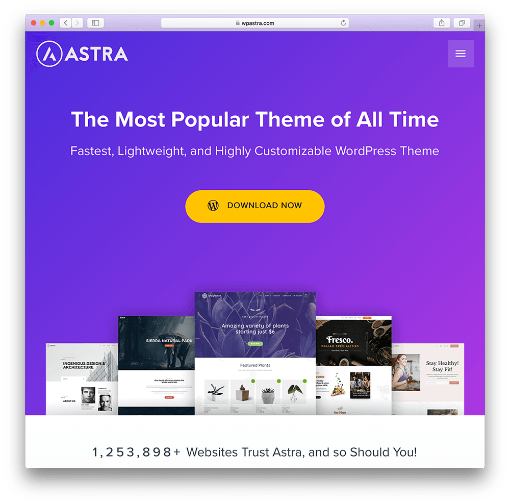 astra wordpress membership site theme