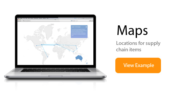 Supply Chain Interactive - WordPress Maps Plugin - 5