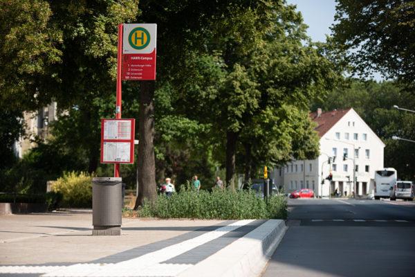 Bethke & Leide GmbH - Hildesheim Bushaltestelle HAWK