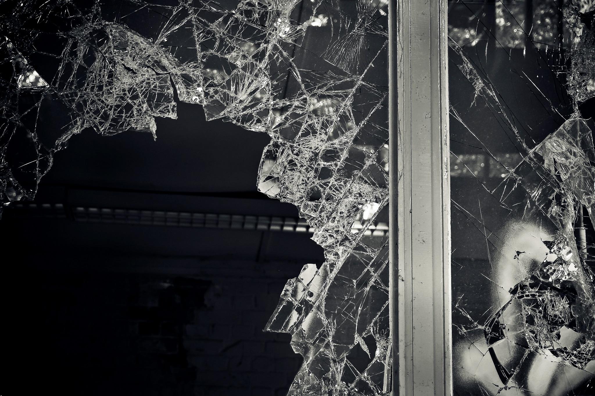 Reparaturen bei Glasbruch und Glasschaden