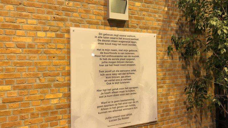 Gedenkplaat, inhuldigingsplaat of herdenkingsplaat in aluminium, koper, plexi of plexiglas graveren met teksten, logo's, foto's voor een inhuldiging of herdenking.
